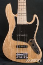 Sadowsky MV5 Natural Gloss 5-String Electric Bass Guitar