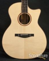 Eastman AC712CE OM Acoustic Guitar w/ Schertler Lydia Pickup