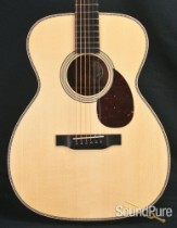 Collings OM2H MRA Addy/Madagascar Acoustic Guitar 24018