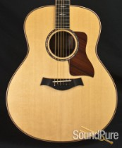 Taylor 2014 818 Grand Orchestra Acoustic Guitar - Used