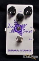 Durham Electronics Zia Drive Overdrive Effect Pedal - Used