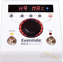 Eventide H9 MAX Harmonizer Multi Effects Pedal