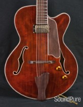 Eastman AR603CE-15 Classic Archtop Electric Guitar 5021