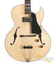 Eastman AR371CE-BD Blonde Archtop #10945243 - Demo