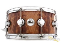 DW 6.5x14 Collectors Exotic Series Maple Snare Drum-Okume