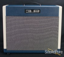 3rd Power Dream Series 1x12 Cab - Blue Tuxedo