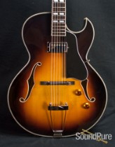 Eastman AR371CE-SB Sunburst Archtop Electric Guitar 5009