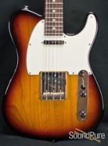Suhr Classic T Pro Contoured Body 3-Tone Burst Guitar 27527