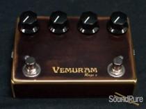Vemuram Rage E Overdrive/Distortion Pedal
