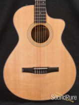 Taylor 2014 312ce-N Nylon String Acoustic Guitar- Used