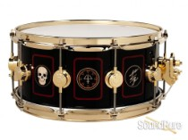 DW Collector's Ceries R40 Neil Peart Icon Snare Drum