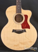 Taylor 2010 355CE 12-String Jumbo Acoustic Guitar - Used