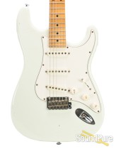 Suhr Classic Antique Olympic White SSS Guitar #JSBJ4M