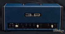 3rd Power American Dream MKII Amp Head - Black & Blue Tux