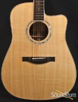 Eastman AC420CE Dreadnought Acoustic Guitar 10435095 - Demo