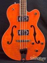 Gretsch G5123B Electromatic Orange Electric Bass - Used