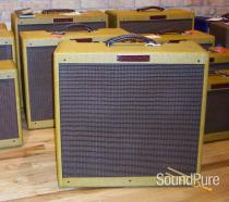 Victoria Amps Model 45410 4x10 Tweed Combo Amp