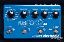 TC Electronic Flashback X4 Delay & Looper Effect Pedal- Used