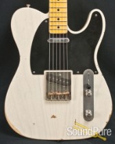 Nash 2012 T-52 Mary Kaye White Guitar SND-121 - Used