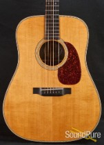 Collings 1999 D2H Sitka/Rosewood Acoustic Guitar - USED