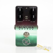 Keeley Aurora Digital Reverb Effect Pedal