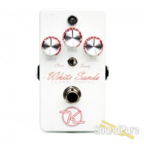 Keeley White Sands Luxe Low-Gain Overdrive Effect Pedal
