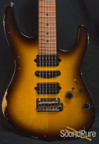 Suhr Modern Antique 2-Tone Tobacco Burst GG Guitar 26032