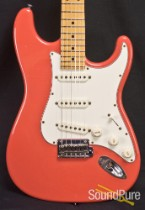 Suhr Classic Antique Fiesta Red SSS Electric Guitar JS0E3Y