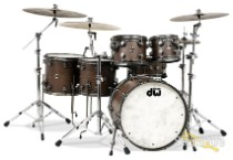 DW 6pc Timeless Timber Romanian Oak Drum Set-Limited Edition
