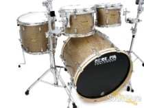 Pork Pie 4pc Maple Drum Set-B20 Sparkle