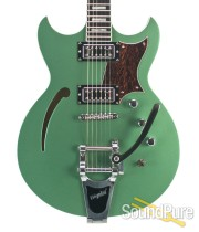 Reverend Tricky Gomez RT Satin Metallic Alpine Guitar #20190