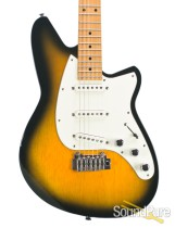 Reverend Six Gun Tobacco Burst Electric Guitar #20191