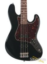 Suhr Classic J Pro Black IRW Bass Guitar #JS4E3R