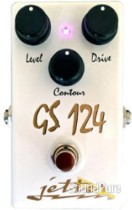 Jetter Gear GS124 Overdrive Pedal
