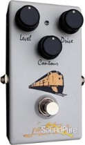 Jetter Gear Traindrive Overdrive Pedal