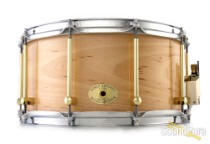 Noble & Cooley 7x14 SS Classic Birch Snare Drum-Natural