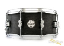 PDP 6.5x14 Concept Maple Black Wax Snare Drum