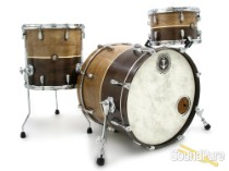 Anchor Drums 3pc Caravel Series Drum Set-Two Tone Classic