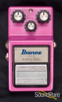 Ibanez AD-9 Analog Delay Guitar Pedal - Used