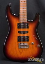 Michael Tuttle Custom Classic S Rear Route Guitar 315