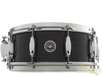 Gretsch 5.5x14 USA Brooklyn Snare Drum-Black Oyster