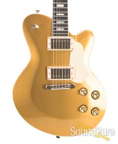 Kauer Guitars Starliner Gold Top Chambered Guitar 1026-36