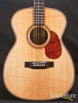 LoPrinzi Custom Brazilian OM Acoustic Guitar