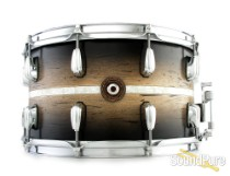 Anchor Drums 8x14 Caravel Series Maple Snare Drum-Aged