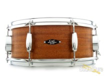 C&C Drums Player Date I 5.5x14 Snare Drum-Natural Mahogany