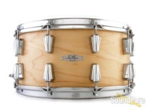 C&C Drums Gladstone 7.25x14 Snare Drum-Natural Satin