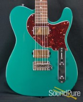 Suhr Classic T Sherwood Green Electric Guitar 17406 - Used