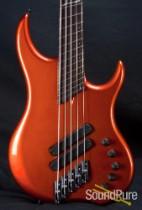 Dingwall Lee Skylar Signature Candy Tangerine Bass - Used