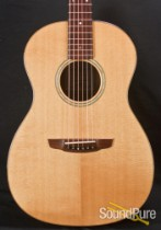 Goodall Aloha Koa Parlor Acoustic Guitar - Used