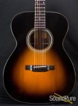 Eastman E10OM-SB Adirondack/Mahogany Acoustic Guitar 5461